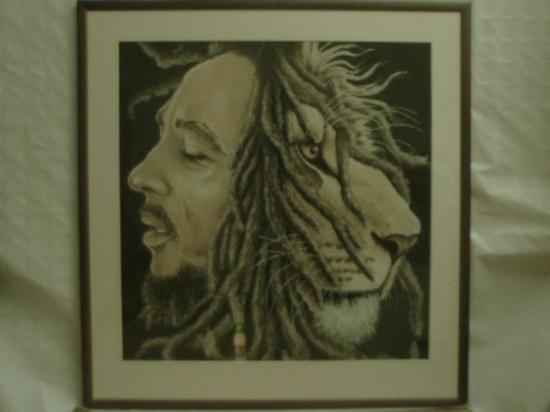 Bob Marley by christophe